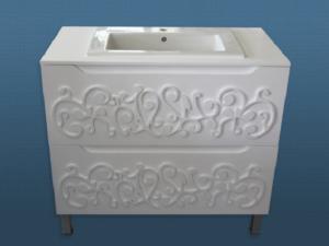 шкаф мивка за баня