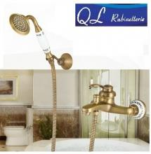 Смесител за баня Ретро Лукс - Луксозни мебели за баня