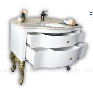 Модел Ла Скала – Италиански стил в банята - Мебели за баня Emax