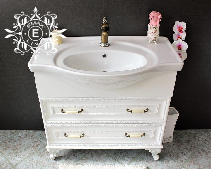 Дълбока мивка за баня