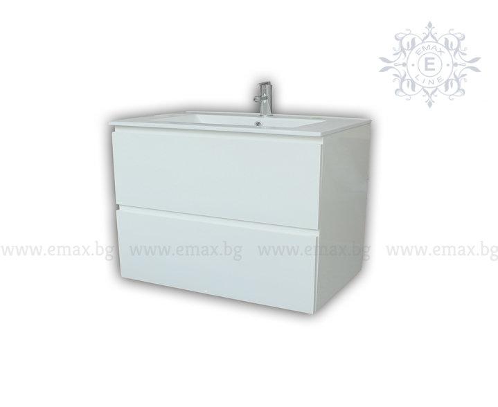 PVC шкаф за баня модера