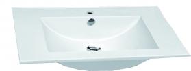 Модера – водоустойчив ПВЦ шкаф за баня с чекмеджета 60 см