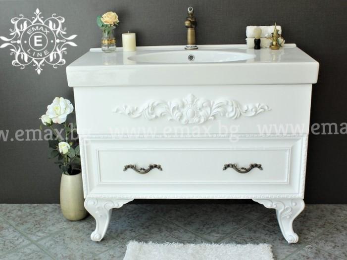 италиански мебели за баня от пвц