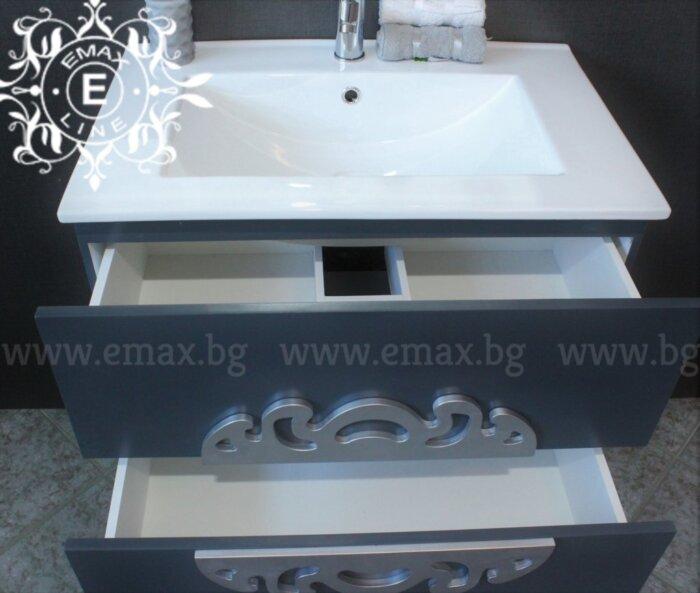 шкаф за баня 80 см