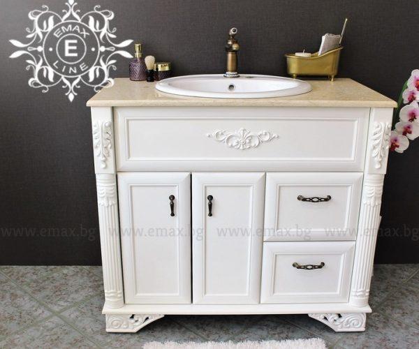 Мебели за баня стил