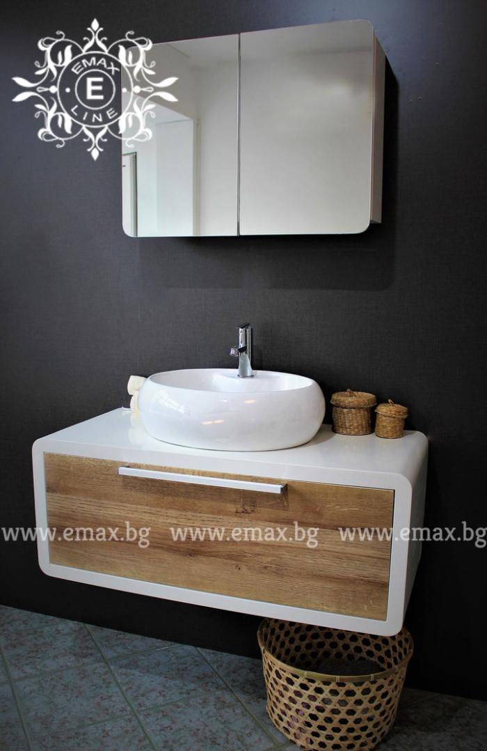 Комплект за баня Овал 2 пвц