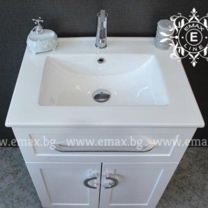 шкаф за баня пвц комфорт 60 см