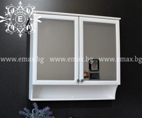 Комплект Дея - водоустойчиви ПВЦ мебели за баня 76 см