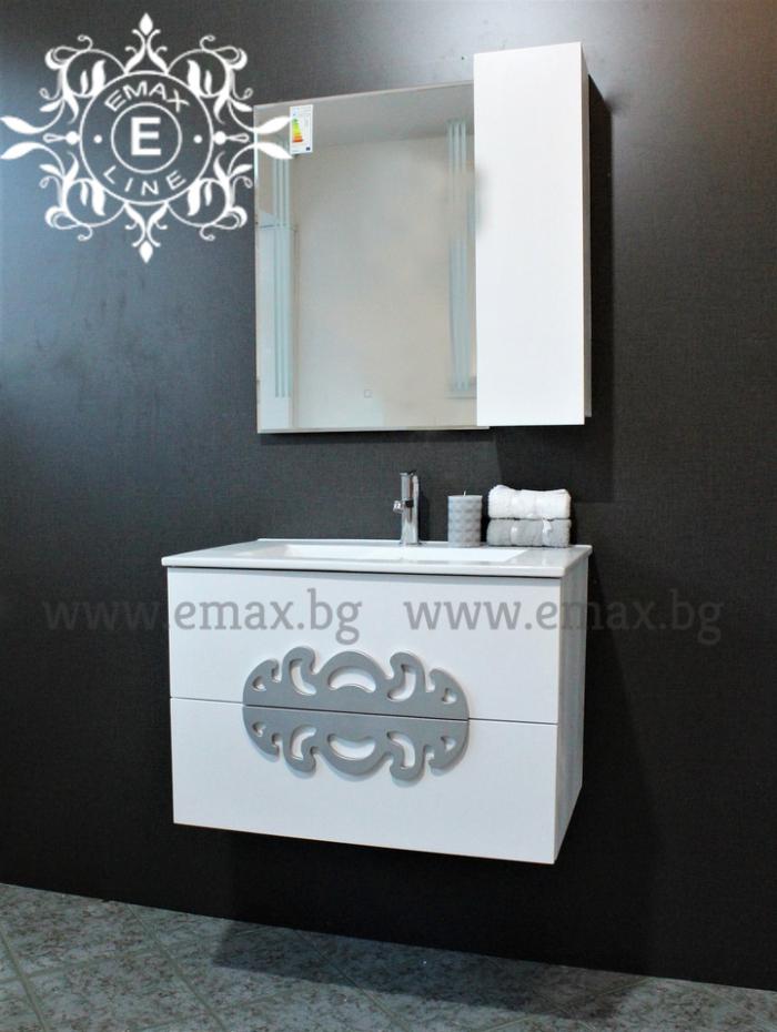 пластмасови мебели за баня