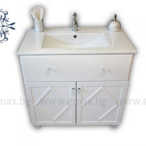 шкаф за баня пвц