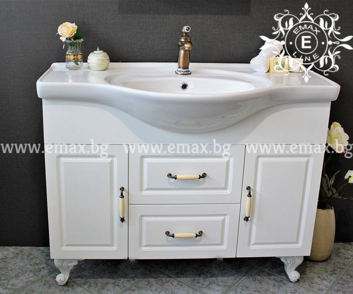 ретро шкаф за баня пвц