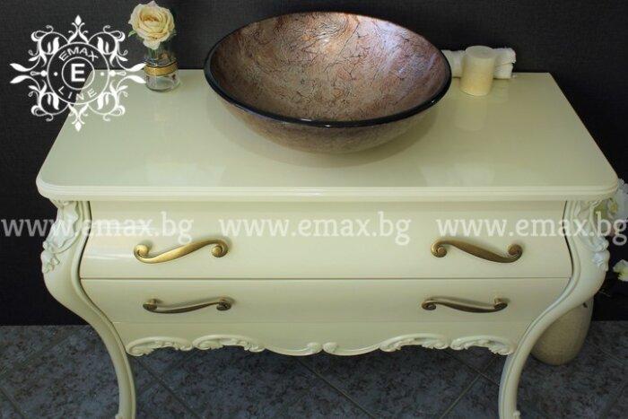 луксозни мебели за баня ПВЦ