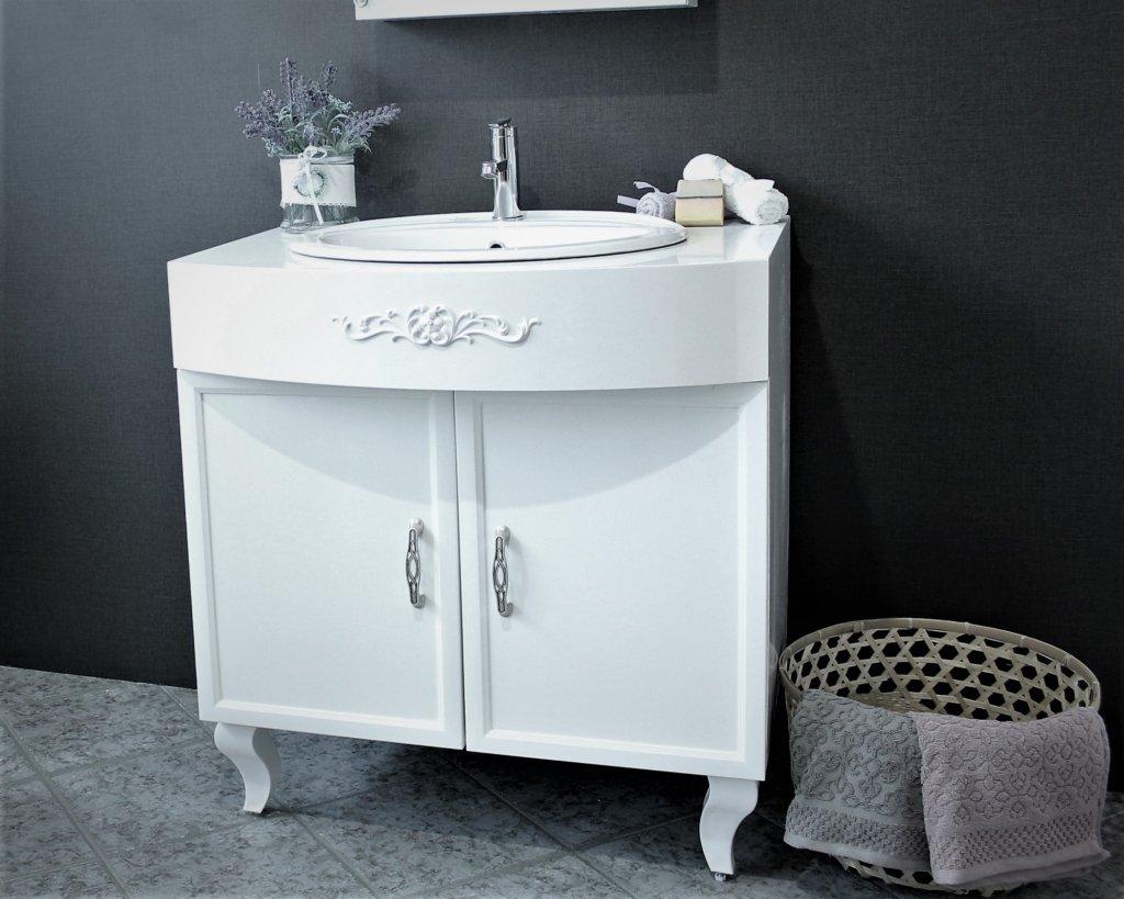 водоустойчив шкаф за баня pvc