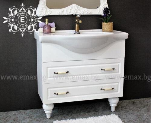 шкаф за баня с мивка Хармония