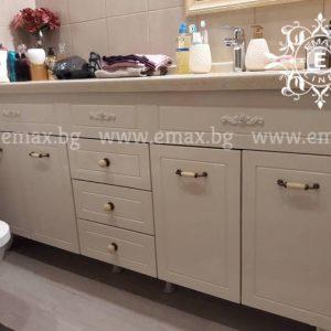 шкаф за баня по поръчка варна