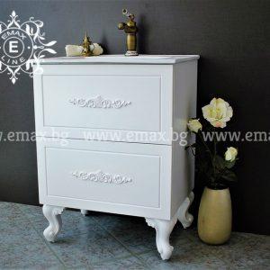 Романтик 4 – мивка с шкаф за баня водоустойчив ПВЦ 60 см