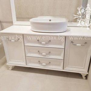 пвц шкафове за баня по поръчка