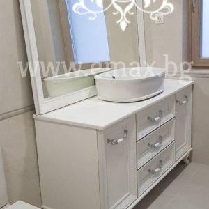 шкаф за баня по поръчка