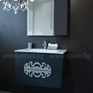 шкаф за баня практикер