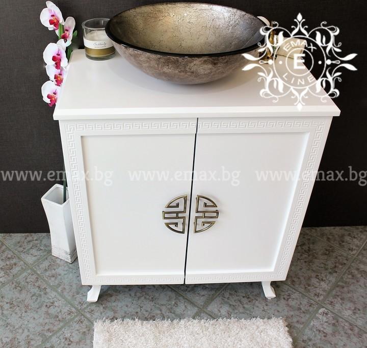 шкаф за баня версаче