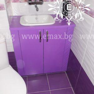 шкафче за баня