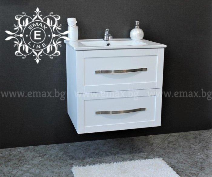 PVC шкаф за мивка за баня
