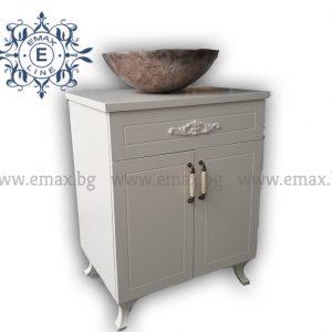 Романтик 1 – шкаф за баня 60 см