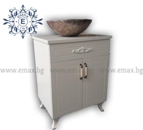 шкаф за баня романтик 1