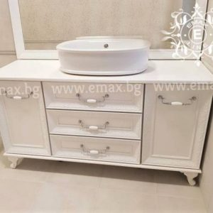 Хармония Гранде – шкаф за баня ПВЦ 150 см