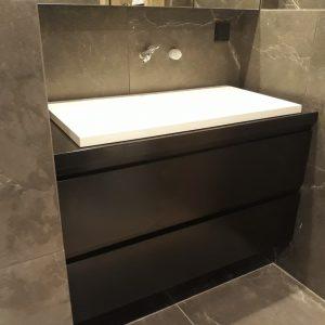 шкаф за баня пвц пвц