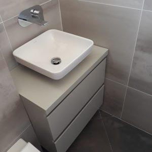 шкафчета за баня с мивка