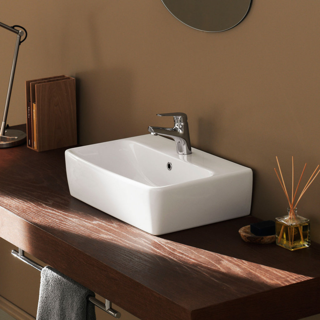 мивка за баня Poco 55
