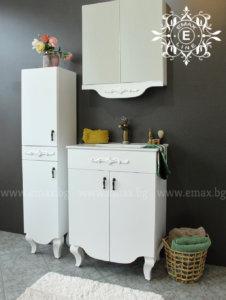 ПВЦ комплект мебели за баня