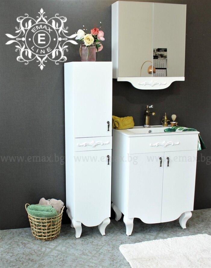 Ретро комплект мебели за баня