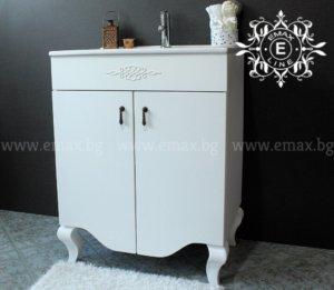 мебели за баня бианка