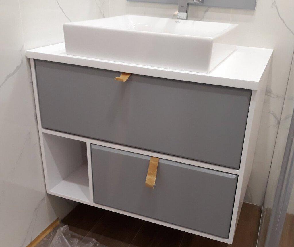 долен шкаф за баня 80 см