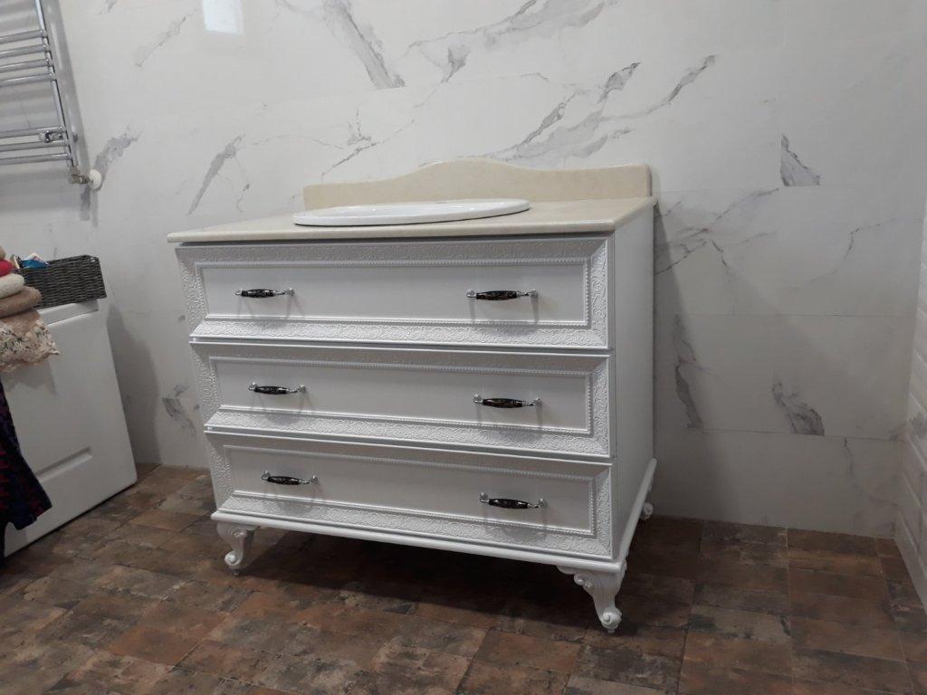долен шкаф за баня PVC