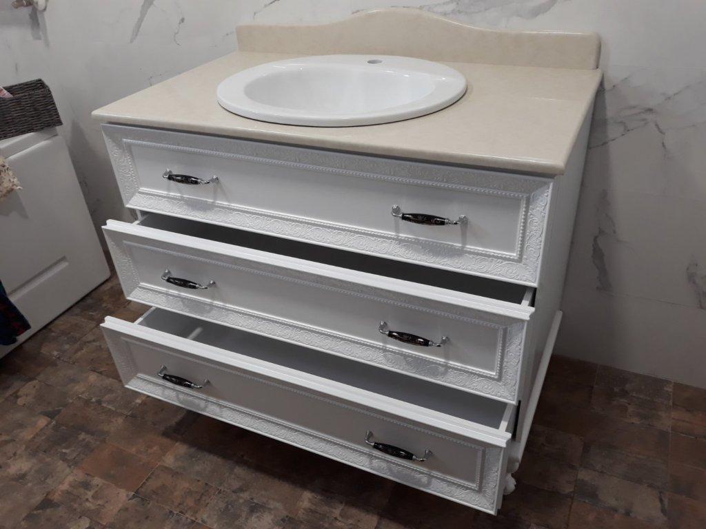 долен шкаф за баня ПВЦ
