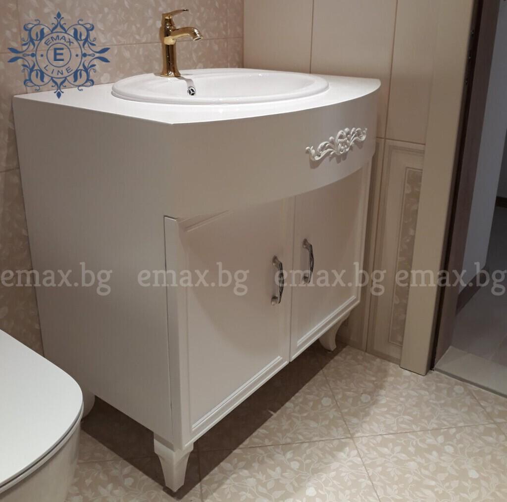 долен шкаф за баня от пвц