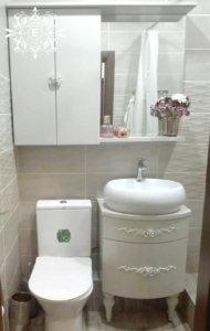 долен шкаф за баня пвц с горен шкаф за баня с огледало