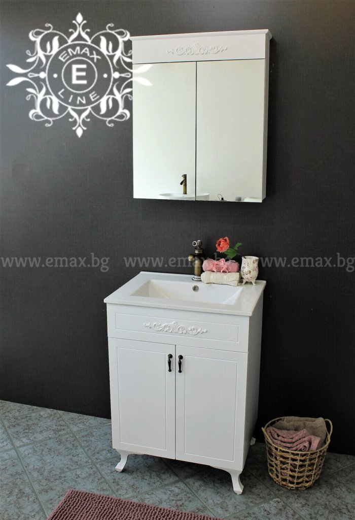 комплект пвц мебели за баня