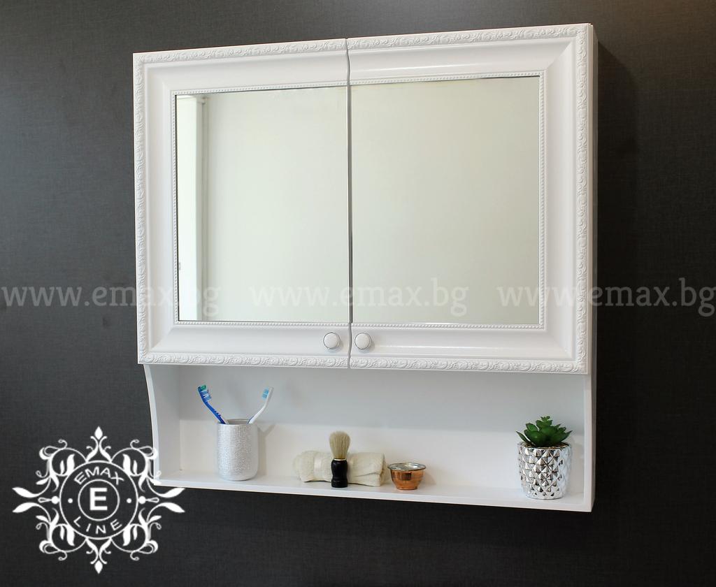 огледален шкаф за баня