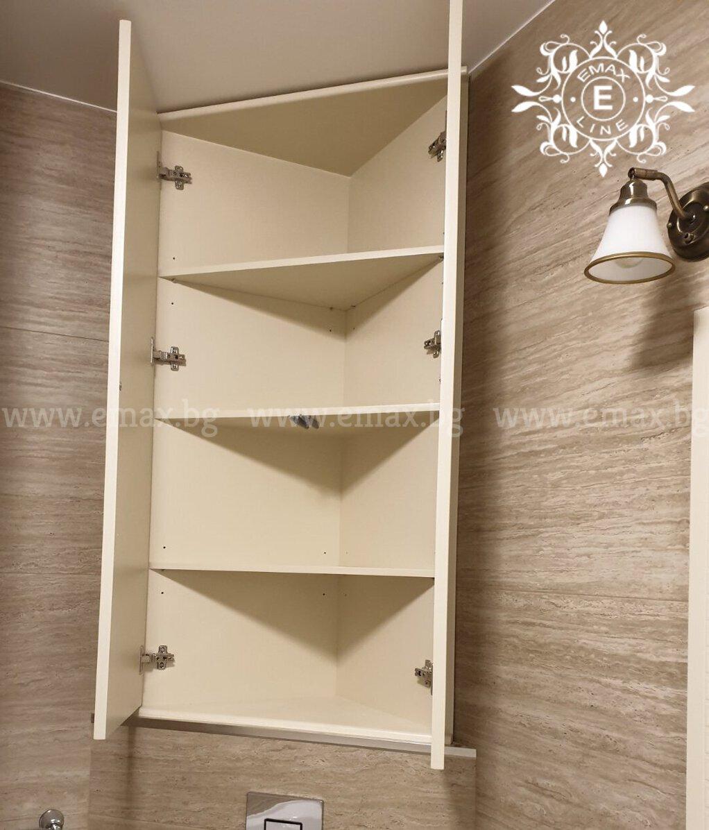 шкаф колона за баня пвц