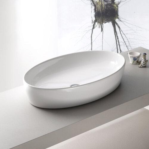 мивка за баня One елипса