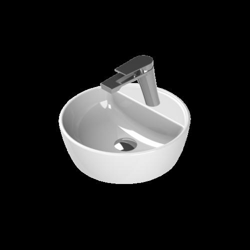 мивка за баня One 42 cm кръгла