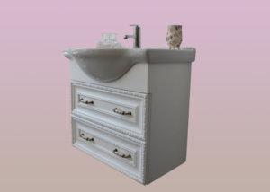 шкаф с мивка 55 см