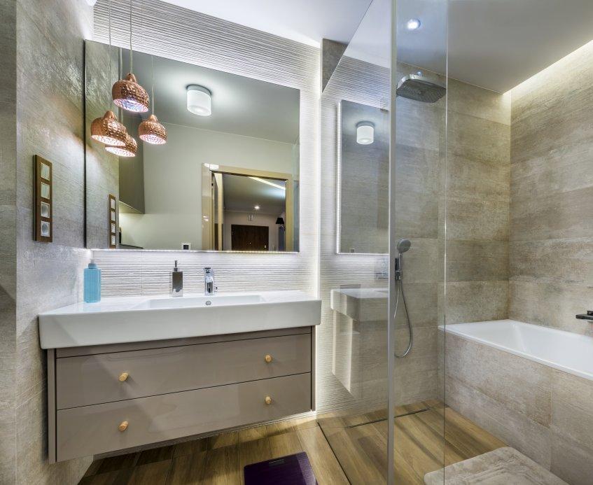 PVC шкафове за баня