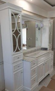 ПВЦ мебели за баня по поръчка
