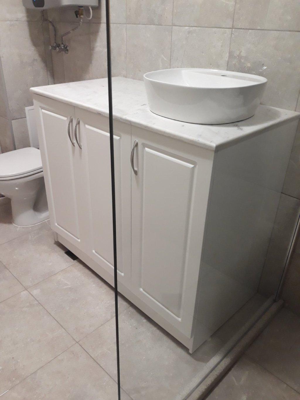 ПВЦ шкаф за пералня
