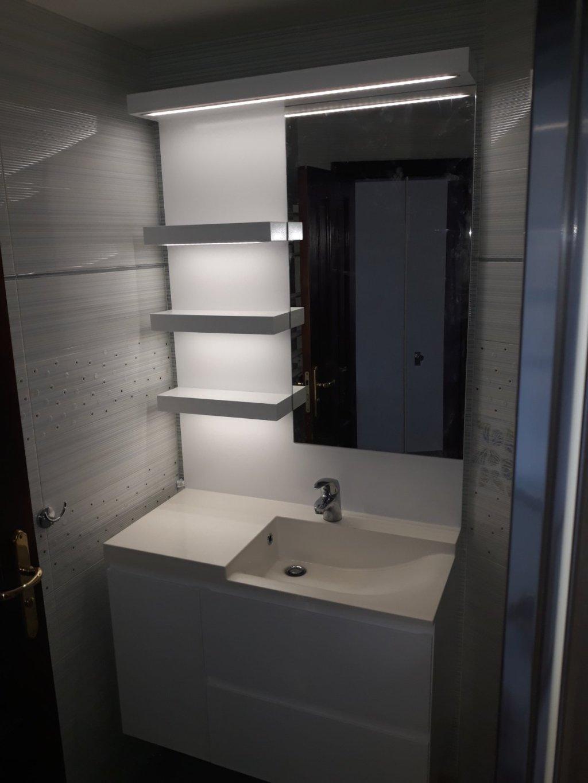 Шкафове за баня Сливен